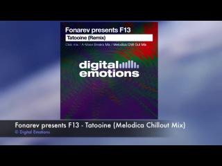 Fonarev & F13 - Tatooine (Melodica Chillout Mix)
